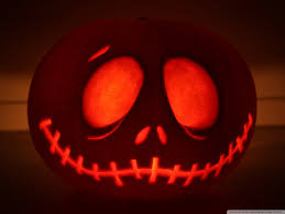 pumpkin phone wallpaper free jack skellington wallpaper wallpapersafari