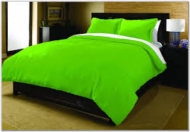 Neon Green Curtains by Lime Green Bedding Sets Ideal Bedroom Pinterest Green