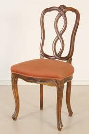 sedie chippendale sei sedie chippendale barocchetto bottega 900