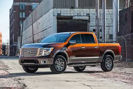 nissan titan king shocks 2017 nissan titan v 8 crew cab first drive road test and review
