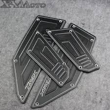 pedane t max 530 moto anteriore pedane poggiapiedi per yamaha tmax 530 nuovo 6