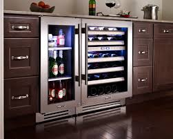 under cabinet beverage refrigerator hollywood kitchen with true residential 15 undercounter