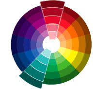 complementary color near complementary color scheme for beaded jewelry designs