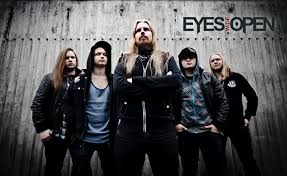 Bad Company Band Eyes Wide Open Is An Interesting Band From Värmland And I