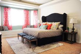 epic how to make a tufted wingback headboard 18 in upholstered