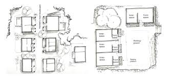 Berm House Floor Plans by Building Methods Nka Projects