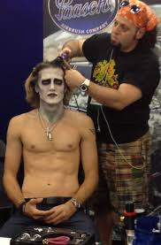 airbrush special effects makeup 103 best special fx makeup images on fx makeup