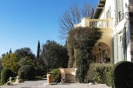 a french villa where art blossomed wsj