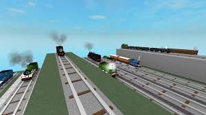 thomas friends accidents track roblox