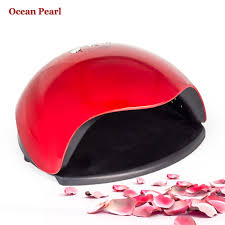 2017 wholesale ocean pearl 48w nail dryer uv led lamp uv lamp