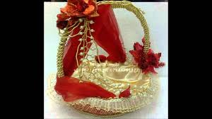 Wedding Gift Basket Wedding Gift Baskets By Laxmi Singla Youtube