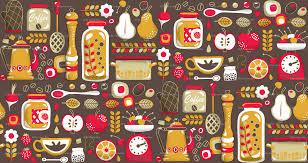 kitchen wallpaper designs ideas cook book art cook book project pinterest kitchen wallpaper