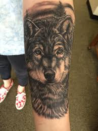 wolf cover up by edward lott tattoonow