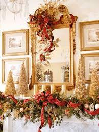 staircase garland design love christmas
