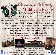 middleton farms educational tour christmas in the country