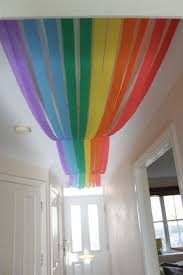 Easy Way To Hang Curtains Decorating 25 Unique Crepe Paper Streamers Ideas On Pinterest Paper