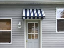 Window Awnings Phoenix Over The Door Awnings Protection With Style Over Entrance What