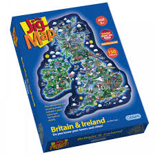jig map britain u0026 ireland 150 piece puzzle gibsons from