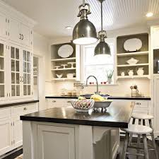 Black Countertop Kitchen by Black Kitchen Countertops Kitchens Design