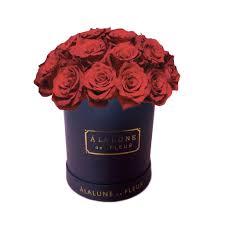 fresh ruby rose globe u2013 à la lune de fleur