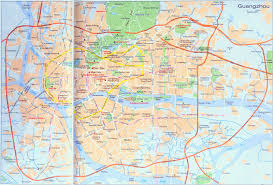 Changsha China Map by China Maps