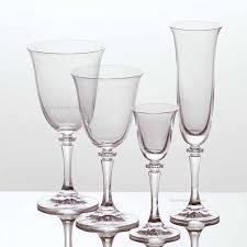 bicchieri a calice calice kleopatra fade acqua gr 360 calice cristallo kleopatra 6