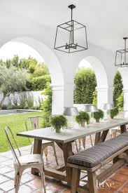 house plan outdoor patios spaces best spanish colonial ideas on