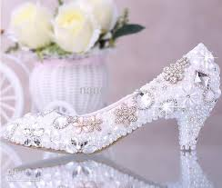 wedding shoes perth luxurious imitation pearl wedding dress shoes bridal shoes