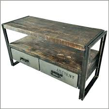 industrial console table with drawers industrial style console table astronlabs co