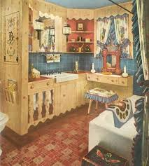 Federal Style Interior Decorating 1940s Home Style Kitchen Decor