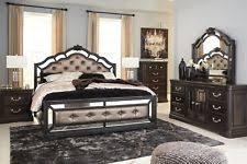 complete bedroom furniture sets ashley furniture quinshire queen 6 piece bedroom set b728 57 ebay