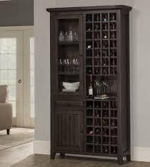 One Allium Way Orner Tall Wine Storage  Reviews Wayfair - Kitchener wine cabinets