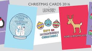 unique christmas cards christmas is coming early unique christmas cards a business