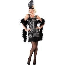 flapper roaring 20s cheap halloween costume gatsby 20s costume