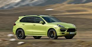 Porsche Cayenne 1st Generation - first details on the 2018 porsche cayenne