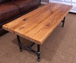 Barn Wood Coffee Table Reclaimed Wood Coffee Table Media Stand Industrial Pipe