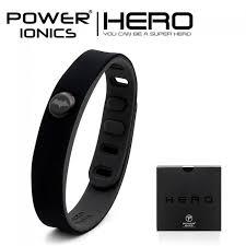 germanium power bracelet images Power ionics idea band hero 3000ions cc 4in1 tourmaline titanium jpg