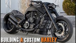 Build A Custom Home Online Custom Harley Davidson Build My King Of Custom 883 Iron Part 1