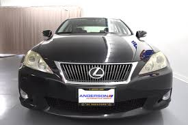 lexus used is used lexus for sale anderson nissan