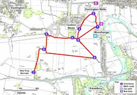 Vasco Da Gama Route Map by Durrington Walls Wiltshire Walk Of The Week Telegraph