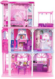 The Coolest Barbie House Ever by Amazon Com Barbie Dreamhouse Toys U0026 Games