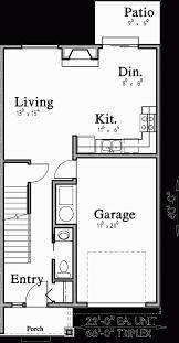 triplex house design apnaghar arafen slim plastic kitchen trash