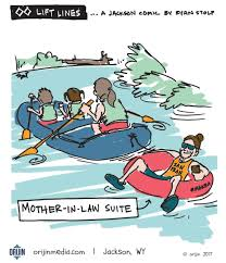 lift lines comics orijin digital agency jackson hole wyoming