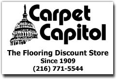 carpet capitol cleveland ohio discount flooring