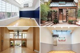 Inside Homes Inside 7 Nyc Homes With One Rare Perk A Basketball Court Curbed Ny
