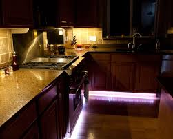 Thin Led Under Cabinet Lighting by Led Lights Under Kitchen Cabinets Pk Home Slim Led Under Cabinet