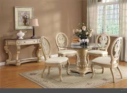 round dining room sets the top home design
