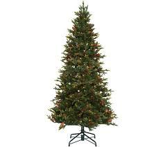 bethlehem lights christmas trees bethlehem lights 7 5 heritage spruce christmas tree w instant power