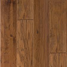 Samples Of Laminate Flooring Shop Lm Flooring Hickory Hardwood Flooring Sample Autumn At