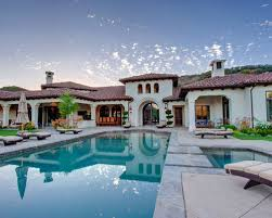Spanish Colonial Architecture Floor Plans Spanish Colonial Style House Plans Houzz
